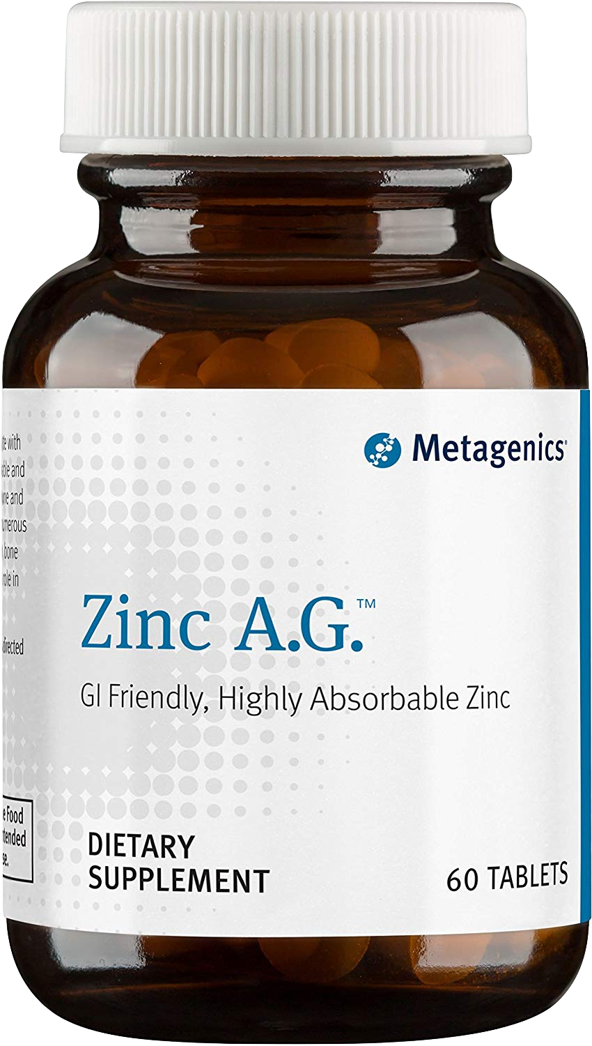 Zinc A.G. 60T by Metagenics