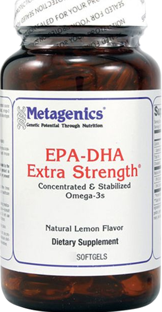EPA-DHA Extra Strength 60C by Metagenics
