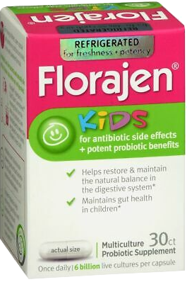 Florajen for Kids 30cap