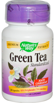 Green Tea by Nature's Way 30 cap
